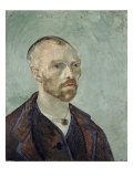 Self-Portrait Dedicated to Paul Gauguin  c1888