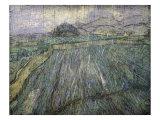 L'orage Giclée par Vincent Van Gogh