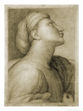 Profil de Visage D'Apres Raphael