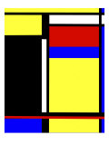 Black Rectangle No1