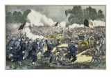 The Battle of Gettysburg  Pa  July 3rd  1863