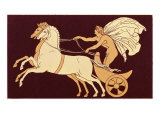 Chariot Race (Vase)