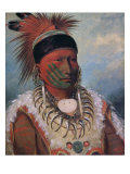 White Cloud  Chief of the Iowas