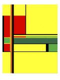Yellow Rectangles