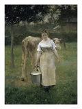 Manda Lametrie  the Farmer's Wife
