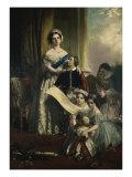 Queen Victoria and Her Children