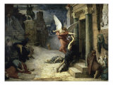 The Angel of Death; Peste a Roma