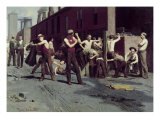 The Ironworkers' Noontime