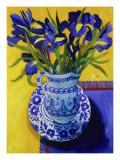 Irises  Series I