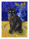 Burmese Cat  Series I