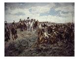 Napoleon at Friedland