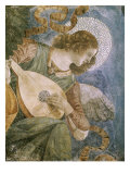 Angel with Lute