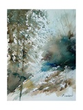 Watercolor landscape 301005
