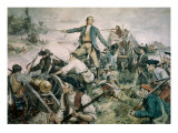 Battle of Lake George  1755