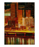 Pittsburgh Skyline  2 Cityscape