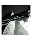 Washington Monument B & W