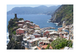 Rooftops of Cinque Terre Vernazza