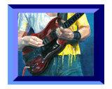 SG guitar Zappa