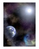 Space scenario