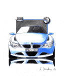 BMW Z Le Mans R