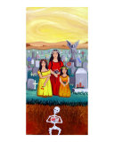 Three Sisters- On the Day of the Dead