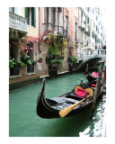 Gondola at the Restaurant