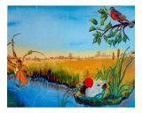 Spider-Duck-Robin