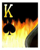 Royal Flush in Flames 8