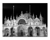 St Mark's Basilica at Night