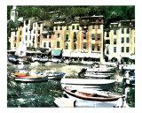 Morning in Portofino
