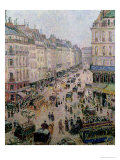 Rue De L&#39;Epicerie  Rouen  on a Sunny Afternoon  1893