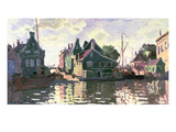 Zaandam (Oil on Canvas)