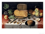 Breakfast Still Life  1613