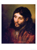 Head of Christ  circa 1648