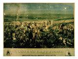 Custer's Last Fight  25 June 1876