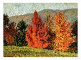 Autumn Landscape  circa 1903