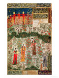 Persian Garden  15th Century
