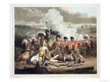 """Vimiera  1st August 1808  from """"The Victories of the Duke of Wellington"""""""