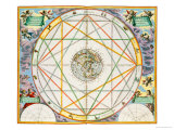 "The Conjunction of the Planets  from ""The Celestial Atlas  or the Harmony of the Universe"""