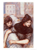 The Laundresses  1898