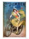 "Advertising for ""Humber Cycles"""
