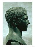 The Athenian Apollo  Lateral View  by Polykleitos