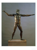 Statue of Poseidon  circa 460-450 BC