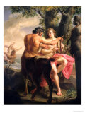 The Education of Achilles by Chiron  1746