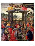 The Adoration of the Magi  1488