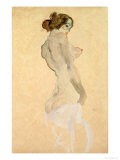 Standing Female Nude  1912