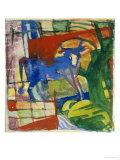 Blue Cow  1914