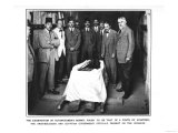 The Archaeologists and Egyptian Government Officials at the Examination of Tutankhamun's Mummy