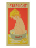 Reproduction of a Poster Advertising &quot;Starlight Soap &quot; 1899