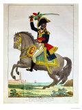 Portrait of Toussaint Louverture on Horseback  Early 19th Century